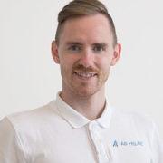 Psykomotorisk fysioterapeut Alexander Hansen Ås Helse