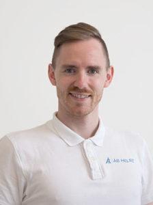 Fysioterapeut Alexander Hansen Ås Helse